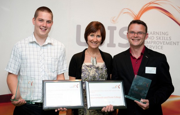 LSIS Leading the Learner Voice Award winners in full