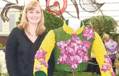 Flower Power for Bicton College