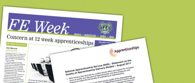 NAS concerned about quality following rapid apprenticeship expansion