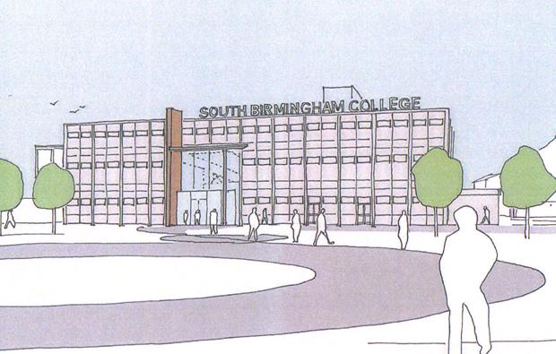 South Birmingham College invests £2.5m in campus refurbishment