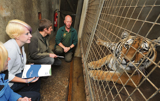 Students are 'wild' for Bicton College