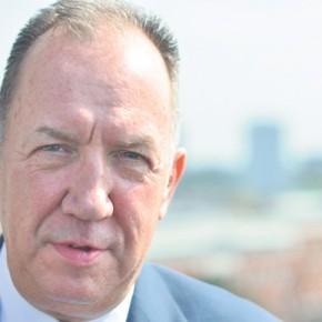 Frank McLoughlin, principal, City and Islington College