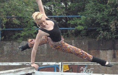Leeds City College dancers get ready for an international audience