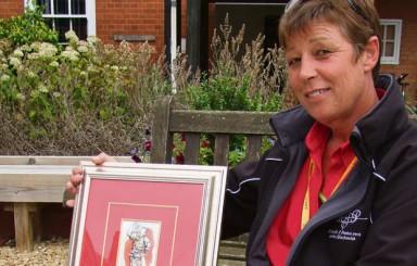 Warwickshire College Blacksmith Champion