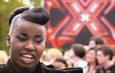 Trafford College student gets a yes, yes, yes and yes from the X-Factor judges