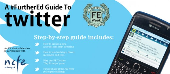 The FE Week guide to Twitter
