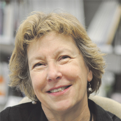 Alison Wolf, professor of public sector management, King's College