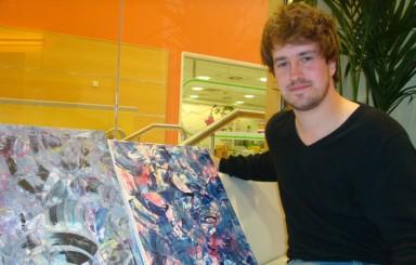 Former Birmingham Metropolitan College student gets book coverage