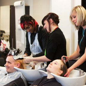 Burton and South Derby - salon