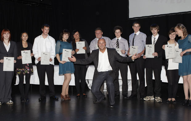Success for first Suited, Booted, Recruited employment course at Filton College