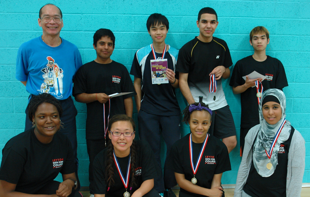 Leyton Sixth Form College sporting success