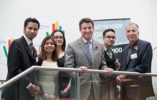 Westminster Kingsway College sees golden opportunity for employment at Olympics