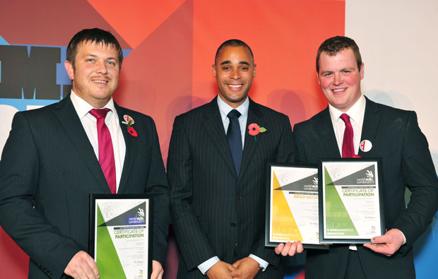 Team UK praised for WorldSkills triumph