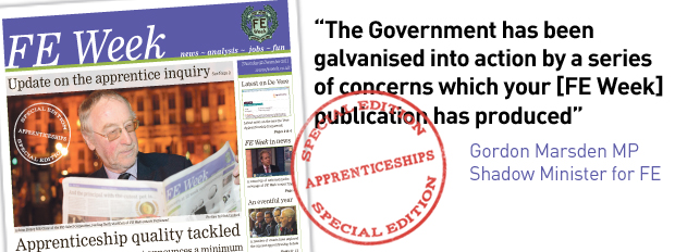 Apprenticeships special edition