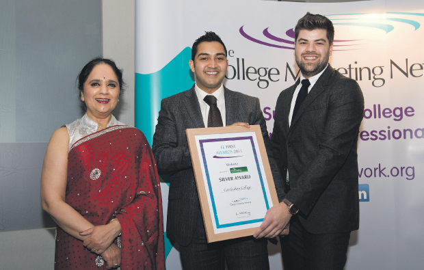 Carshalton College wins FE First Award