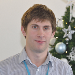 David Travis, head of learner support, Lewisham College