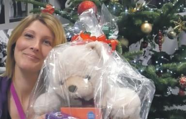 Grimsby Institute secret Santa appeal
