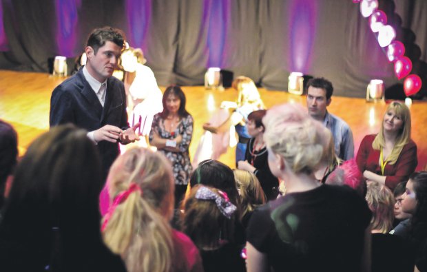 Gavin and Stacey star opens new centre at Lakes College