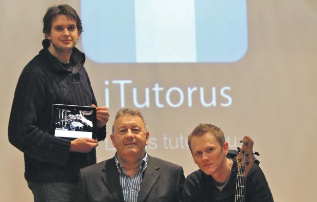 Weston College uses  app to teach music