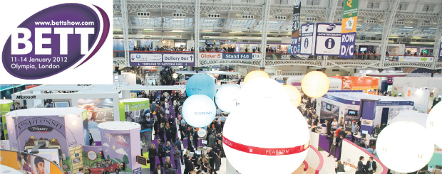 BETT: World's largest learning technology trade show comes to London town