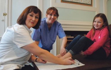 City of Bath College puts best foot forward