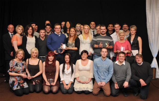 City of Bristol College apprenticeship awards