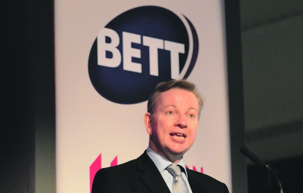 Gove could do BETTer for FE