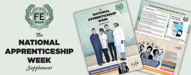 FE Week's Apprenticeship Week Supplement
