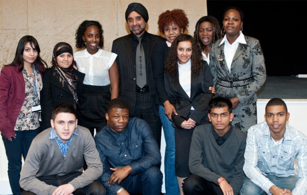 Millionaire becomes ambassador for Newham College