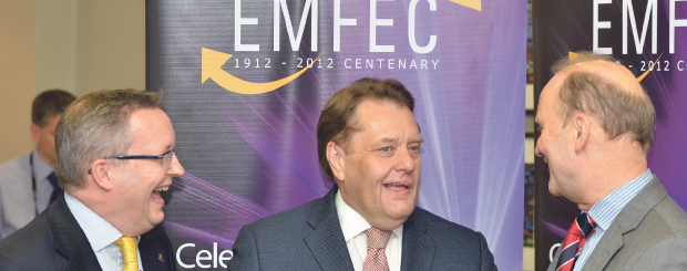FE seeking some stability at EMFEC Centenary celebration