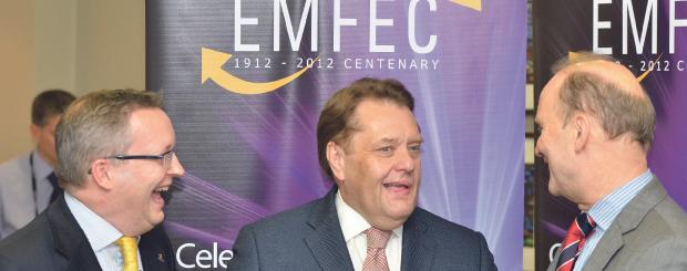 FE seeking some stability at EMFEC Centenary celebration