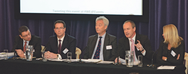 Westminster Education Forum - Over 100 UTCs by next election, says Lord Baker