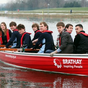 Brathay rowing pic