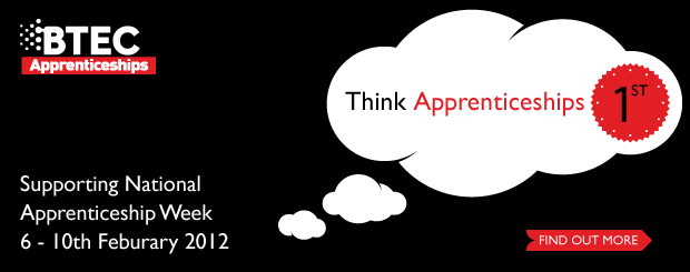 Advertisement: Think Apprenticeships First