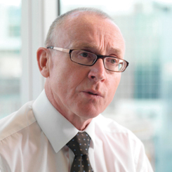 Sir Peter Rogers ~ his story