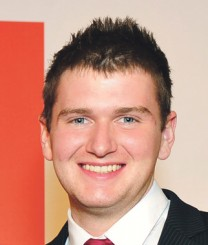 Ross Varnam, apprentice and silver medallist, WorldSkills