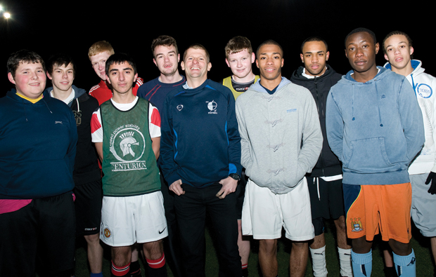 The Sheffield College launches FM Sports Academy for Parisian football talent