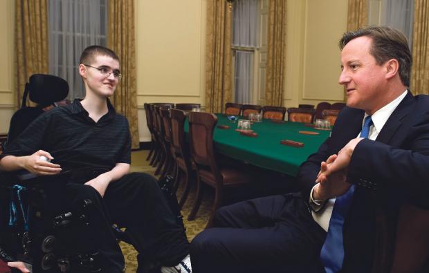 South Cheshire College student goes on special VIP visit to Number 10 to see PM