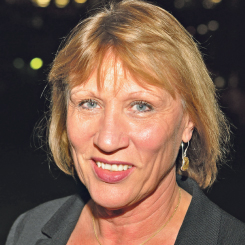 Sue Rimmer, principal, South Thames College