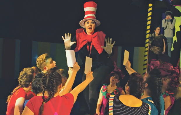 Hats off to Warrington College for record breaking musical theatre performance
