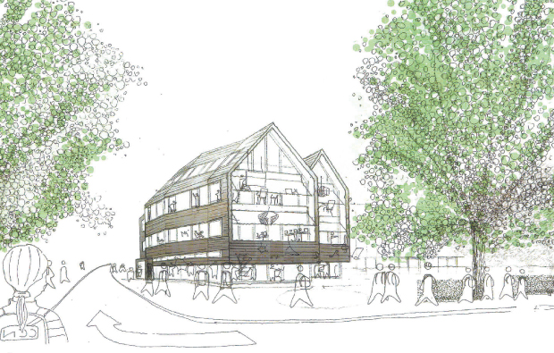 City College Norwich plans £5m building