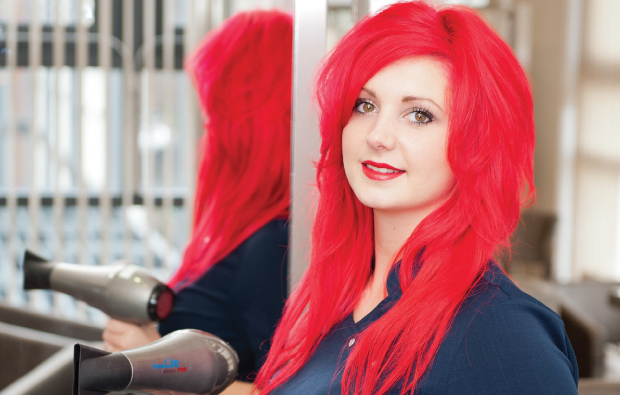 City College Southampton student set to compete in hairdressing competition