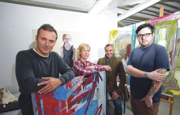 Praise for Havering College designers