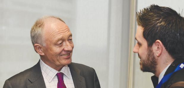 Mayor candidate pledges London EMA