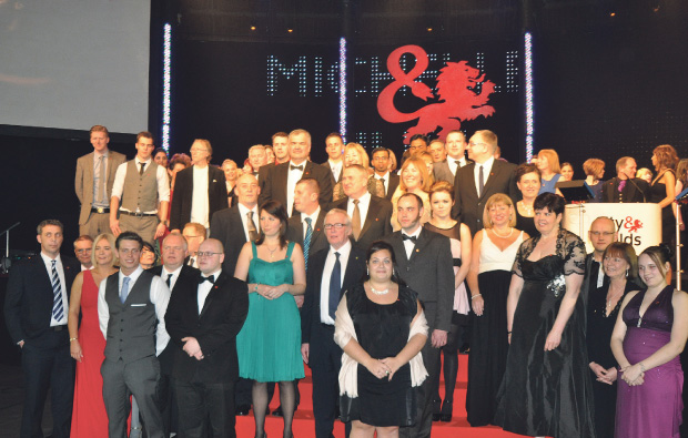 Lion Awards 2012 prove a roaring success