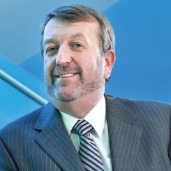 John Widdowson, principal, New College Durham