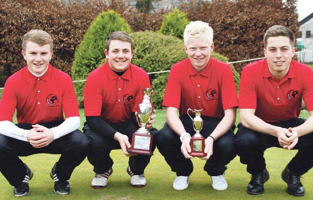 Myerscough College Golf Academy wins British Colleges Sport Open Championship