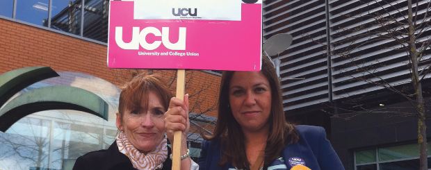 College redundancies and restructures
