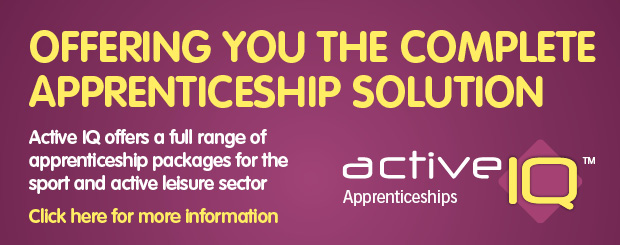 Advertisement: Active IQ launches industry first with complete apprenticeship solution
