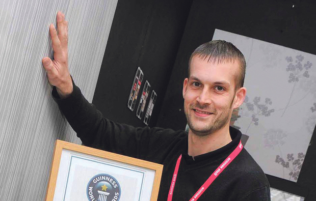 Accrington and Rossendale lecturers break world record